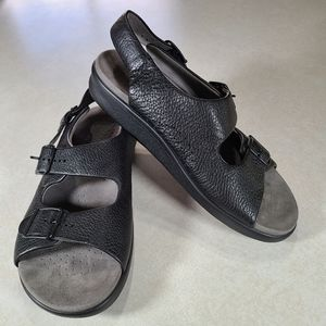 SAS Relaxed Black Women's Shoes Size 8.5